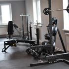 Dobrze wyposażona siłownia